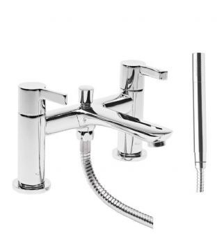 Tavistock - Revive Bath Shower Mixer & Handset (TRV42)